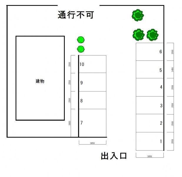 米須駐車場