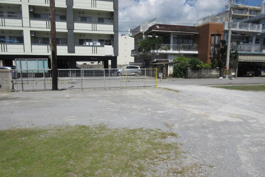 山端駐車場